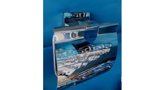 Держатель туалетной бумаги Aqua Line Quadro photo1