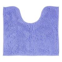 Коврик для туалета Trento голубой 49404