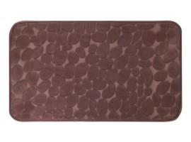 Коврик для ванной комнаты Trento Coral Velvet Ground коричневый 46561