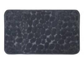 Коврик для ванной комнаты Trento Coral Velvet Ground серый 46562