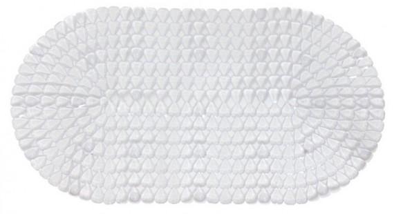 Коврик для ванной комнаты Trento прозрачный 30780