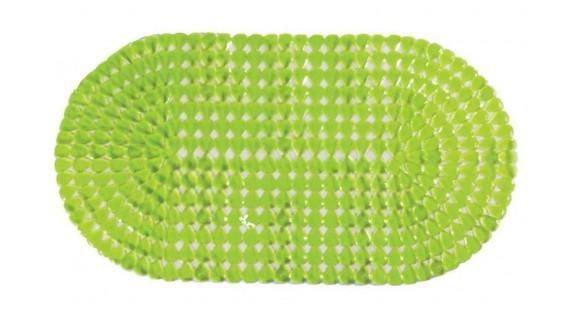 Коврик для ванной комнаты Trento зеленый 30781 photo1
