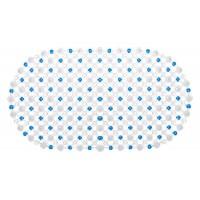 Коврик для ванной комнаты Arino голубой 35726