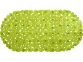 Коврик для ванной комнаты Trento Stone желтый, зеленый 35898