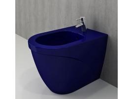 Биде напольное Bocchi TAORMINA ARCH 1019-010-0120 синее