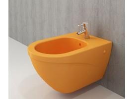 Биде подвесное Bocchi TAORMINA ARCH 1121-021-0120 желтое