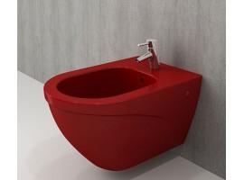 Биде подвесное Bocchi TAORMINA ARCH 1121-019-0120 красное