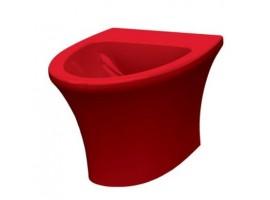 Биде напольное IDEVIT Rena 2906-0105-08 красное
