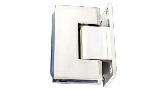 Петля для стеклянной двери K 101 Satin photo1