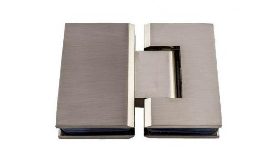 Петля для стеклянной двери K 102 Satin photo1