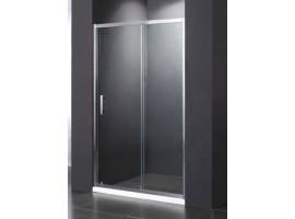 Душевая дверь 120х190 см DUSEL FA-512