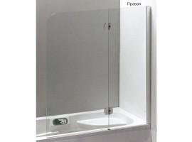 Душевая штора на ванну 120х150см Eger 599-120CH R