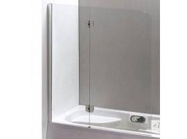 Душевая штора на ванну 120х150см Eger 599-120CH L