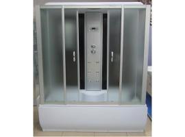 Душевой бокс 160х85 см Badico Eco 168601