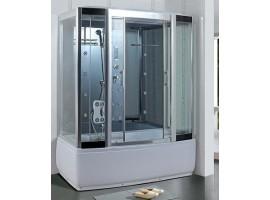 Душевой бокс 150х90 см Badico Premium 4405-5 с джакузи