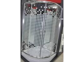 Душевая кабина 100х100 см Santeh 1001SQ