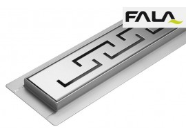 Душевой лоток-канал 600 мм трап сливной с сухим затвором Fala OLIMP 75421