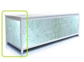 Экран под ванну торцевой Pan Bilan ELIT Зеленая акварель