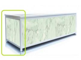 Экран под ванну торцевой Pan Bilan ELIT Зеленый мрамор