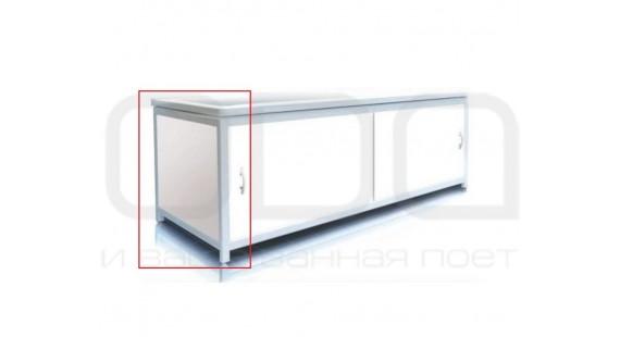 Экран под ванну торцевой 67,5 см ODA КЛАССИК Белый