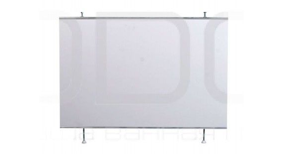 Экран под ванну торцевой 150x67 см ODA ЭЛИТ Белый photo1