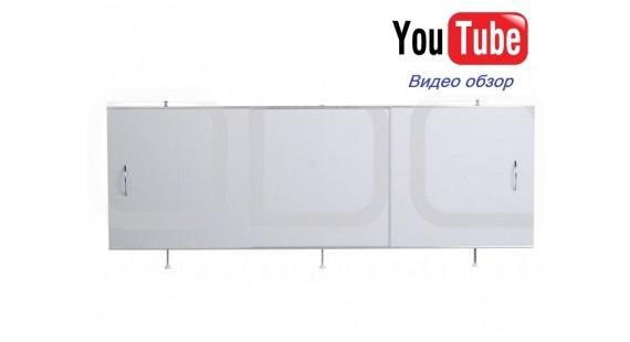 Экран под ванну 120 см ODA УНИВЕРСАЛ Белый photo1