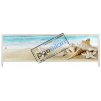Экран под ванну Pan Bilan ART Пляж 2