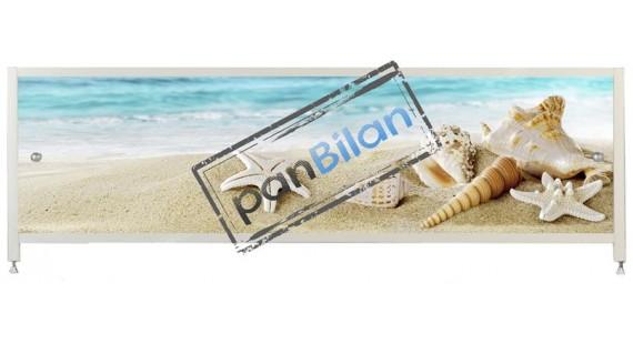 Экран под ванну Pan Bilan ART Пляж 2 photo1