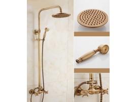 Душевая колонна со смесителем для ванны Art Design C2/2 -1 DECO SIMPLE БРОНЗА