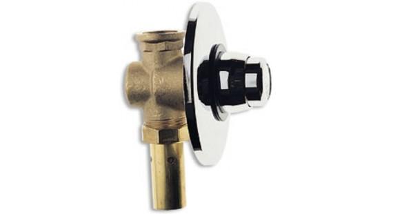 Кран-дозатор для чаши Генуя скрытого монтажа Tremo 471 3/4 дюйма photo1