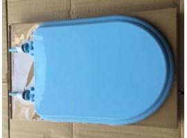Крышка для унитаза Monaсo VI3P/1 голубая