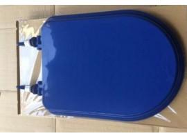 Крышка для унитаза Monaсo VI3P/1 синяя