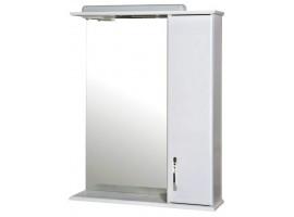 Зеркало для ванной с пеналом Эко 50 см Z-1