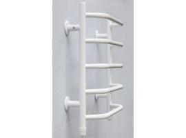 Полотенцесушитель электрический Теплый мир Стеир 45 495х470 мм белый