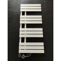 Дизайнерский электрический полотенцесушитель Antibes 12 500х1130 белый матовый