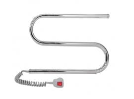 Полотенцесушитель электрический Deffi Змейка 600х330 мм Э