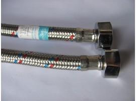Шланг соединительный для подключения воды Sandi Plus 1/2  0.40 м  в-в