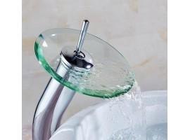 Смеситель для раковины-чаши высокий Art Design 4478 Каскадный