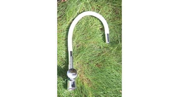 Смеситель для кухни с гибким изливом Germece 004 AW  photo1