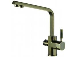 Смеситель для кухни с выходом под фильтр KAISER DECOR 40144-1