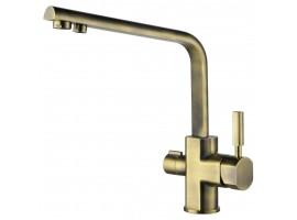 Смеситель для кухни с выходом под фильтр KAISER DECOR 40144-3