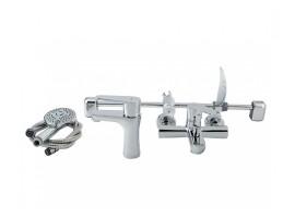 Набор смесителей для ванной Ferro ALGEO
