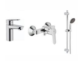Набор смесителей для ванной Grohe BauEdge 118099