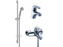 Набор смесителей для ванной Hansgrohe AVISTA 27023000