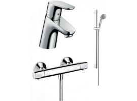 Набор смесителей для ванной Hansgrohe Focus E2 31750000