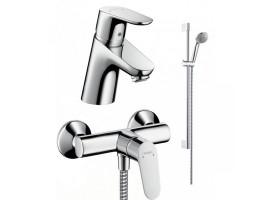 Набор смесителей для ванной Hansgrohe Focus E2 31933000