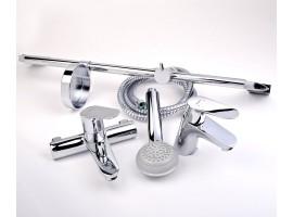 Набор смесителей для ванной Hansgrohe Focus E2 31934000