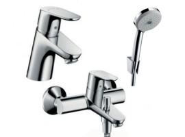 Набор смесителей для ванной Hansgrohe Focus E2 31941111