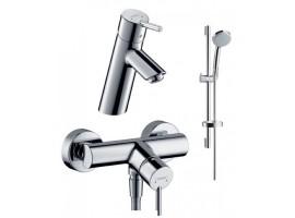 Набор смесителей для ванной Hansgrohe Talis S2 32433000