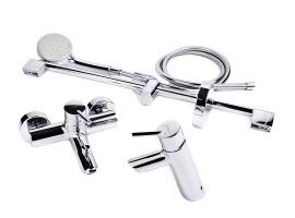 Набор смесителей для ванной Hansgrohe Talis S2 32434000